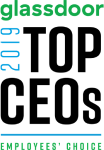 Glassdoor 2019 top CEOs