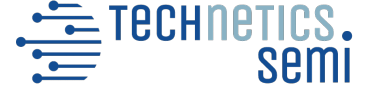 Technetics Semiconductor Logo