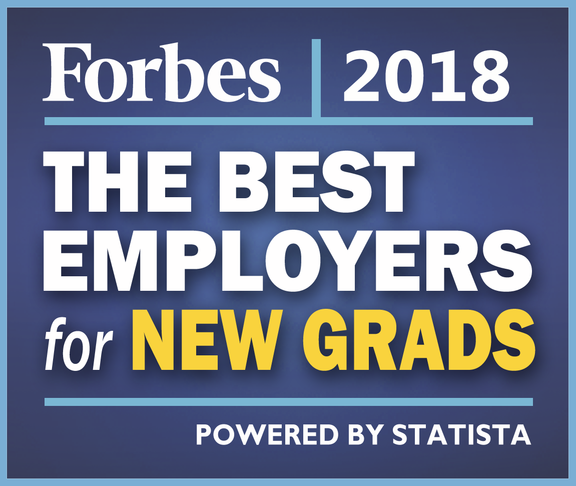 2018 Forbes Best Place to Work