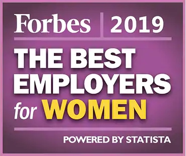 2019 Forbes Best Place to Work